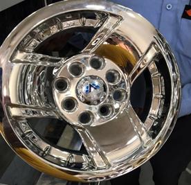 ATV Alloy wheel 5