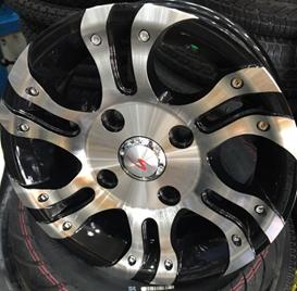 ATV Alloy wheel 6