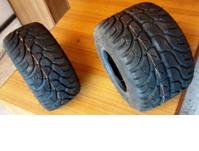 Go kart Traded Tires